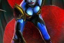 Queen of Pain | Dota 2
