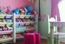 Gyerekszobák DIY - Kid's room DIY