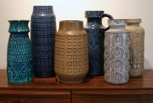 German Gems - Vases!! / Mid-century German Vases