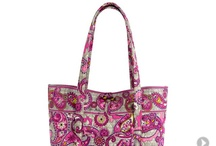 Vera Bradley purses and handbags / by Teresa Farley