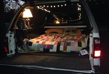 Truck Bed Camping