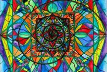 Energetické obrazy Teal Swan Scot