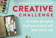 Creative Challenges