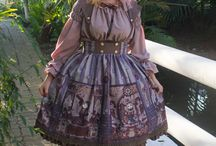 #Steam punk lolita