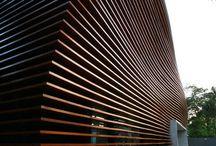 Wood in architecure