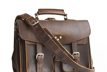 Marlondo Leather Bags / Handmade briefcases, duffels, totes, satchels, and more from Marlondo Leather