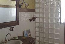 Baños Rústicos Pequeños