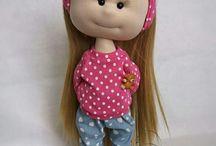 Куклы - улыбашки