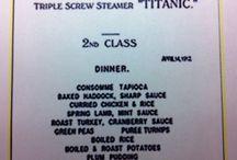 Entertaining-Titantic Dinner Party