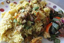 Recipes / by Samira Kamaly-fard