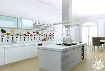 Fototapety do kuchni