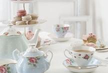 tea time / by Latassa Bigelow