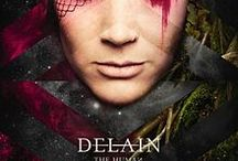 Delain / Gothic Rock and Metal band.