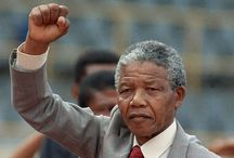 TATA MADIBA / this is to honour a man who always trusted in democracy, freedom and civil rights. thank you,, your teachings will never been lost