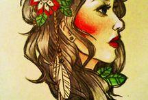 Gypsy Tattoos