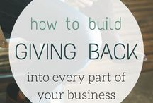 Business / Help and support for your small, large, online business.