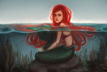 Ariel / by Sara Metz