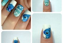 Nails - 10 Finger Fashion ;) / Everything nails :D / by Ashley Silvas