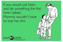 My kid did what???? / by The Girlfriend Blueprint Blog