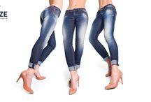 Denim Fit Guide FW13 / Vestimos o mundo de azul!  Descobre os teus jeans em www.tiffosi.com