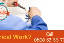 Electricians Auckland / Trade Guys offer electricians service for all electrical works and repairs in Auckland. Our electricians solve any electrical problem with proper solution.