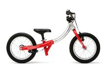 LittleBig Bike / The bike that grows with your child. LittleBig is a unique 3-in-1 bike that grows with your child. No more quickly outgrown bikes or new and expensive replacements, LittleBig adapts to your growing child's needs. The LittleBig's unique frame converts from a little balance bike to a big balance bike then into a big pedal bike for kids.