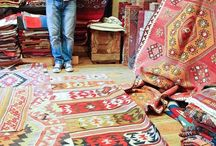 All About Rugs / History of rug weaving, fibers, techniques, motifs, symbols etc.