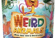 vbs 2014 weird animals / by Mandy Endris-Gates