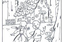 Pohádky - Perníková chaloupka
