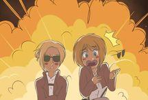 Aruanni/Annmin (Armin x Annie)