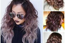 Cheveux automne