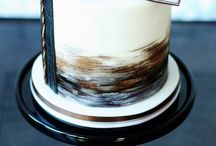 Dads 70th Cake