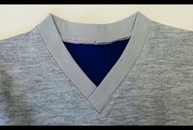 How to sew a t_shirt