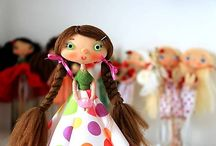 Handmade dolls (gifts) / Handmade dolls and gifts