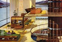 """""""Home of the Future"""" a Retro look"""