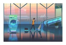 Future of Travel / Light — Dynamic — Natural (Intuitive) — Elegant