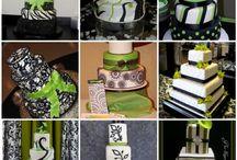 Trendy Wedding / Lime green wedding ideas Vineyard weddings