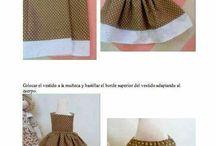 гардероб кукол