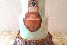 cake for hunter