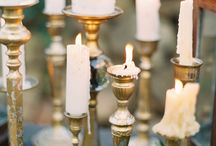 Favourites Series: Candles / Brass Candlestick