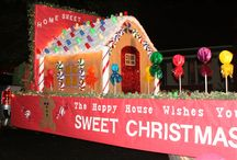 Christmas floats / by Ami Hopper