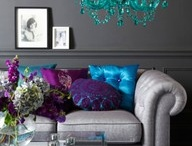Main Living Space / by Ashley Christina Jones