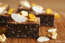 raw food - cakes