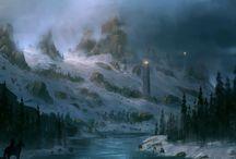 RPG fantasy - world