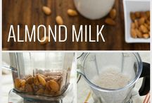 Homemade milk