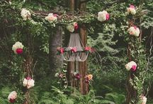 Floral arches