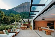 exteriors / Gardens, patios, terraces and exterior areas / by Fresh BCN