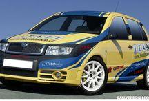 Itassi Rally Team / Wrap design and logo.