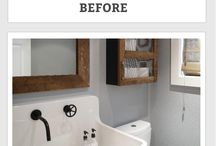Before and After: Bathroom / by Build.com