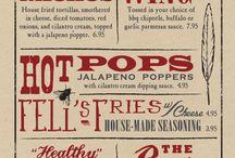 Typography / by Melanie McIntosh